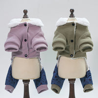 New Warm Autumn Winter Dog Clothes - Cart Hunter