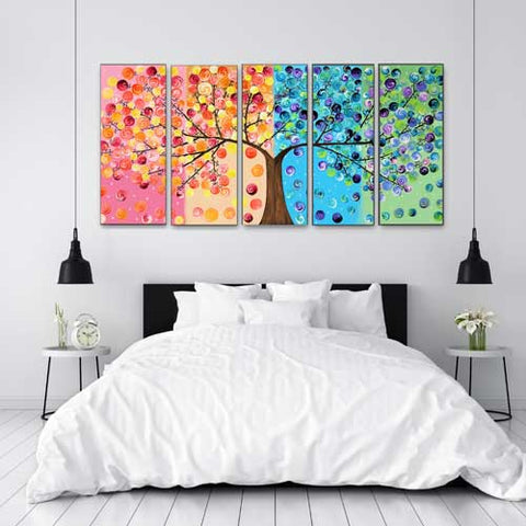 https://wallart.biz/products/beautiful-multi-colored-four-panel-tree-painting-living-room-canvas-wall-art