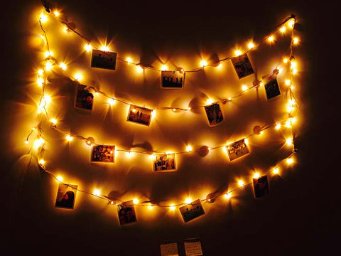 Fairy light Wall Decor