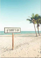 Beach & Surf's Up artwork | free us shipping | www.wallart.biz