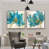2-panel Living room wall art - Free USA Shipping - www.wallart.biz