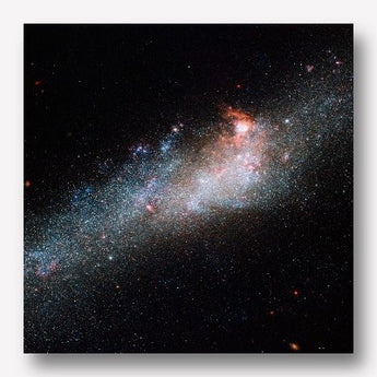 Hockey Stick Galaxy - free us shipping - www.wallart.biz