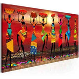 African Women Dancing Art | Free US Shipping | www.wallart.biz