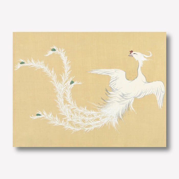 Bird Artwork by Kamisaka Sekka | FREE USA SHIPPING | WallArt.Biz