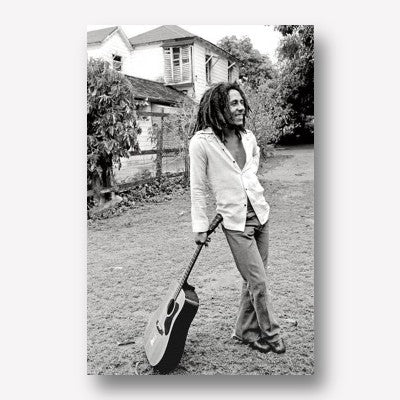 Bob Marley Canvas Print Wall Decor