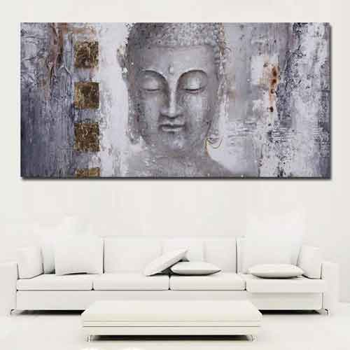 Buddha Wall Hanging for Living Room | www.wallart.biz