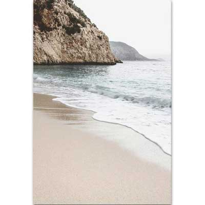 Coastal Gallery Wall Canvas Prints | FREE USA SHIPPING | www.wallart.biz