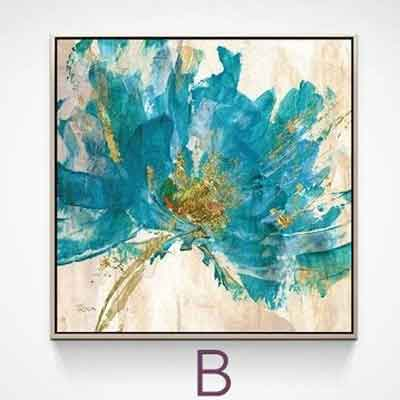 Floral Living room wall art - Free USA Shipping - www.wallart.biz