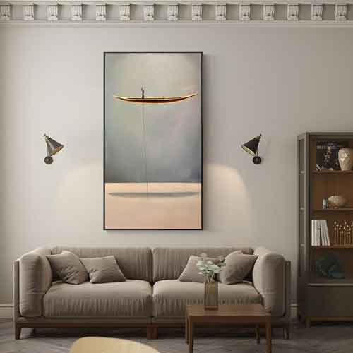 Abstract wall art for living room | Free USA Shipping| www.wallart.biz