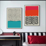2-PIECE GEOMETRIC WALL ART | FREE USA SHIPPING | WWW.WALLART.BIZ