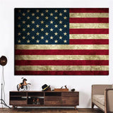 Star-spangled banner Wall Art