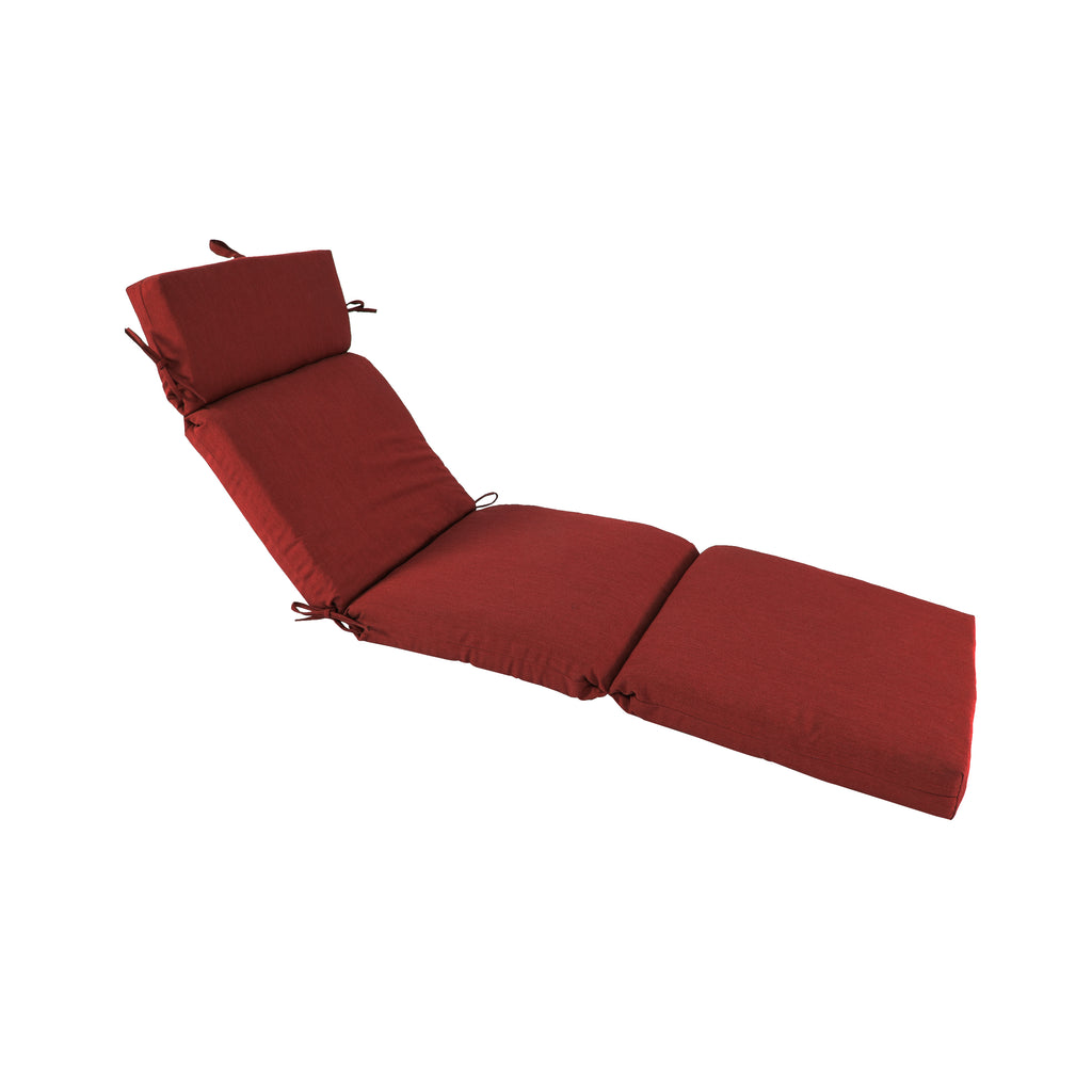 Pacifica Premium Patio Chaise Chair Cushion by Astella