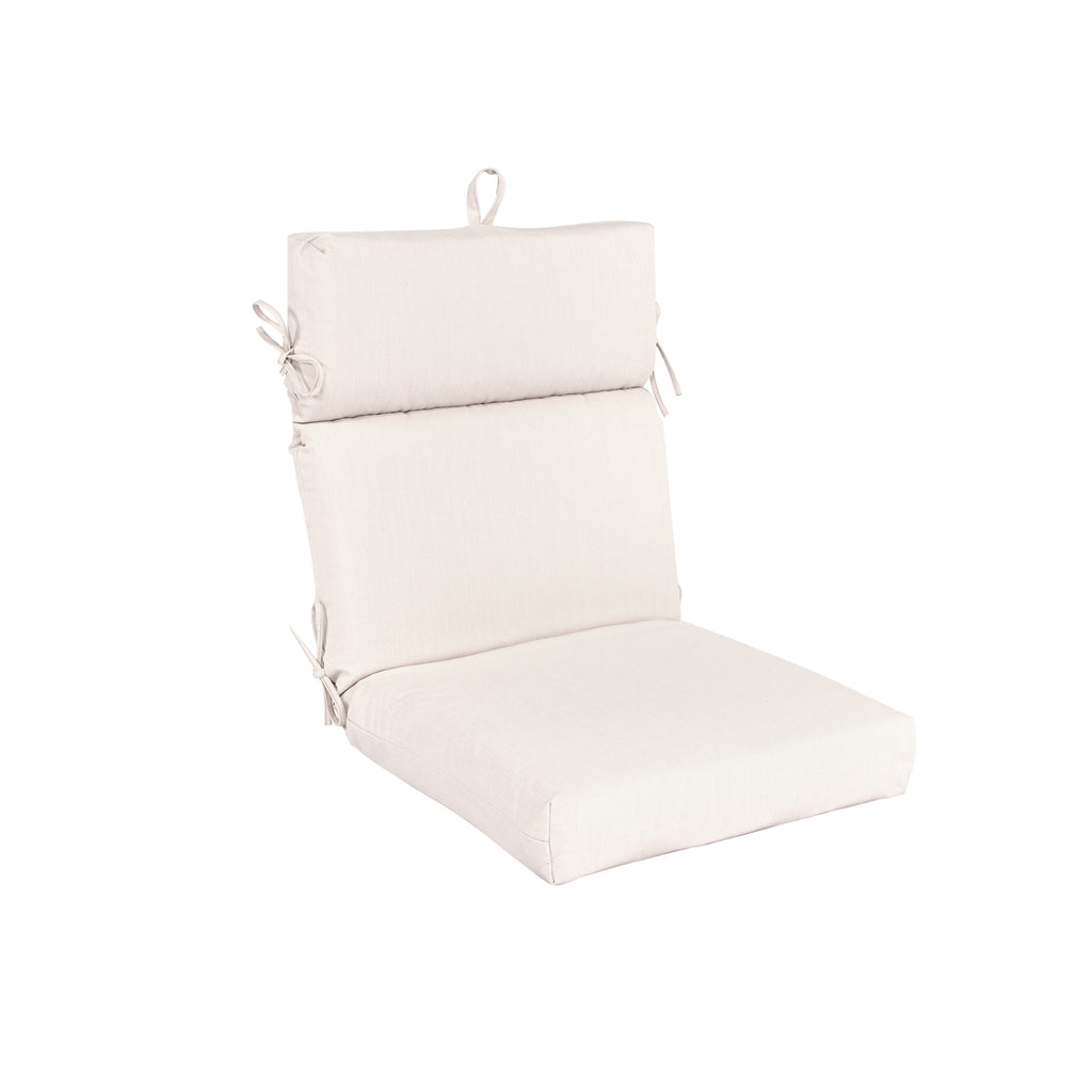 Pacifica Premium Patio Dining Chair Cushion