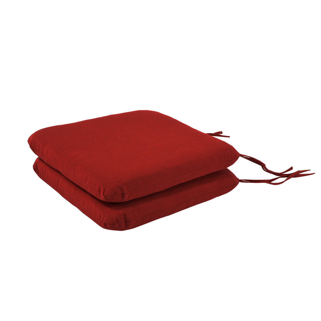 Pacifica Premium Seat Pad Cushion Set of Two