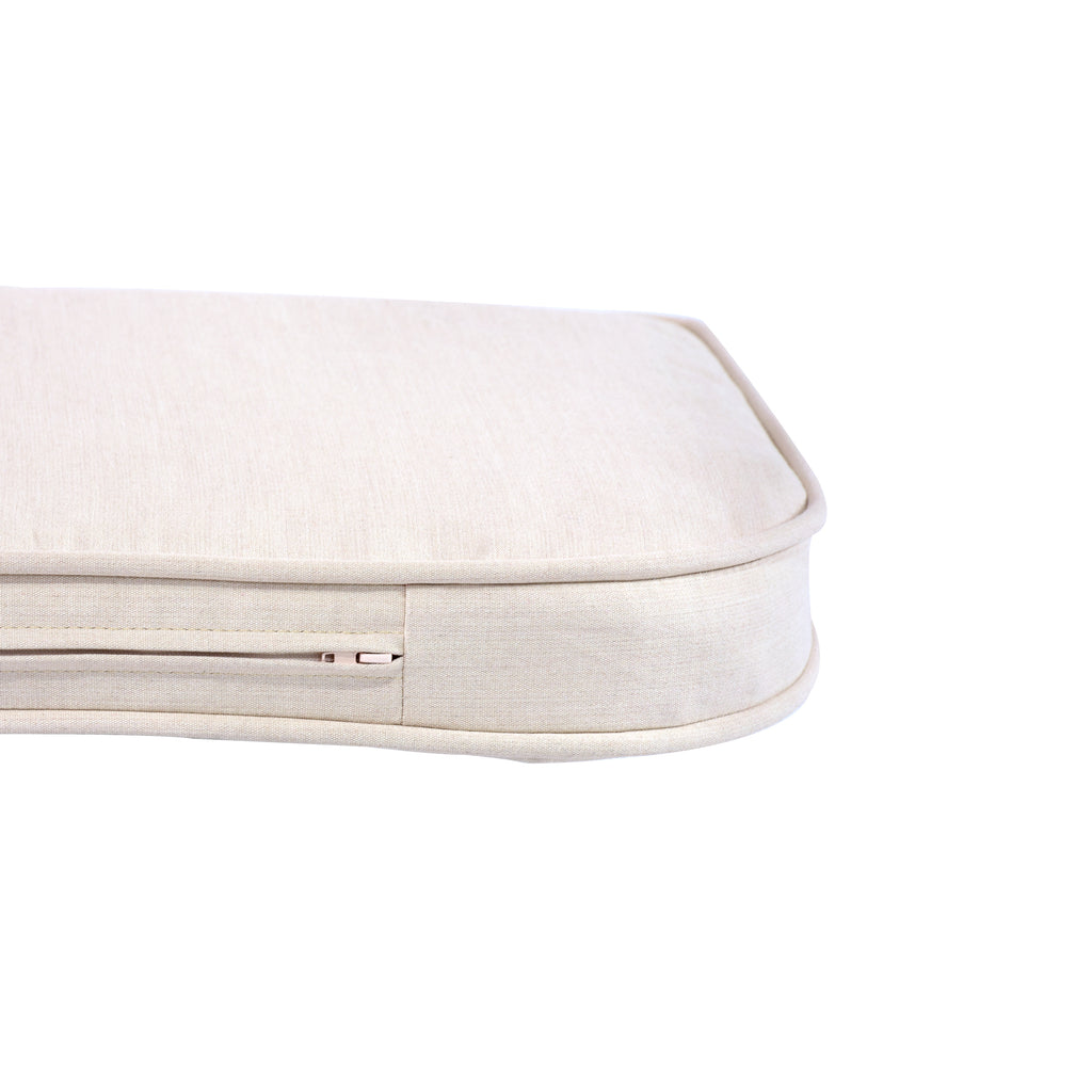 Pacifica Premium Double Welt Settee Seat Cushion