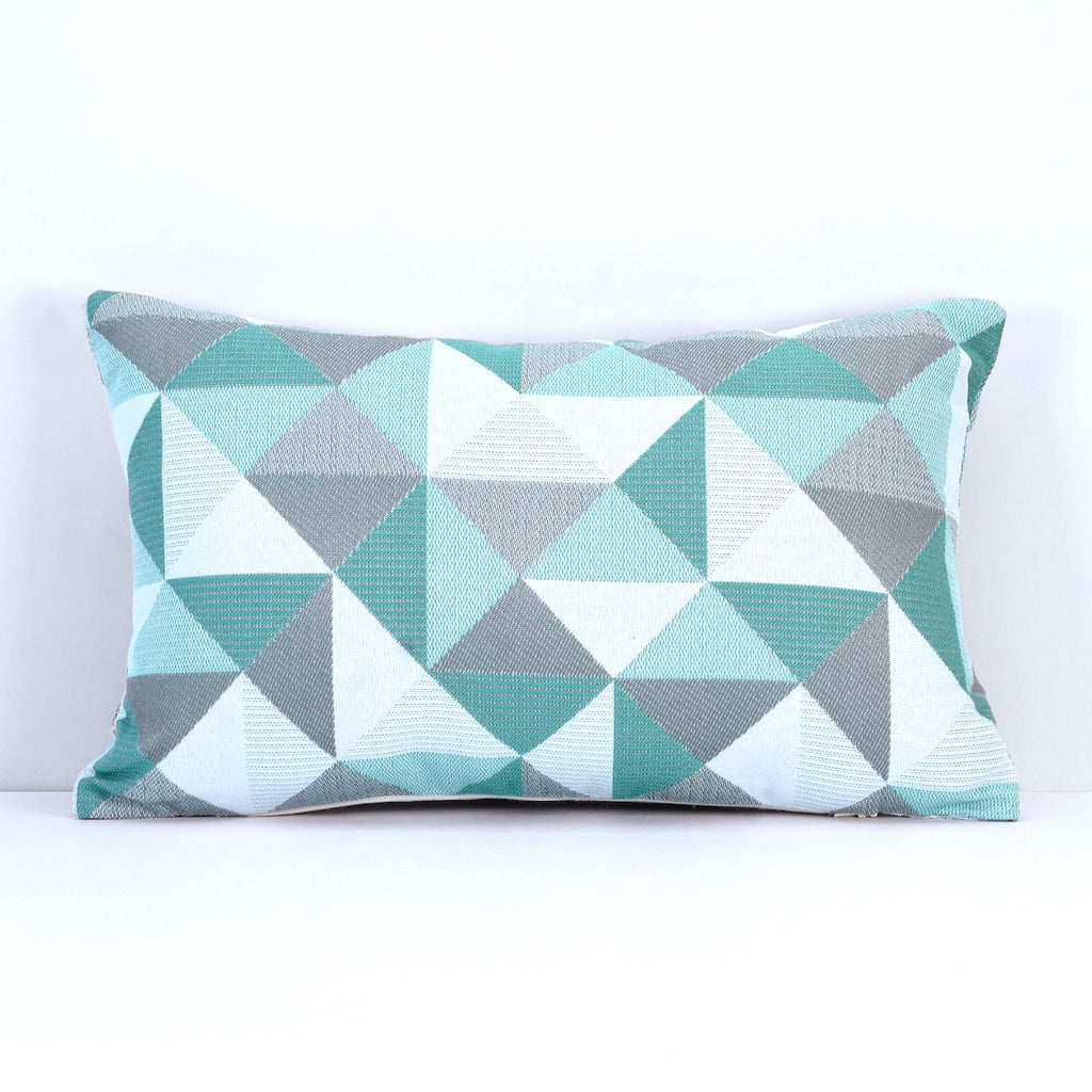 "Pacifica Throw Pillow in Ruskin - 12"" x 18"""