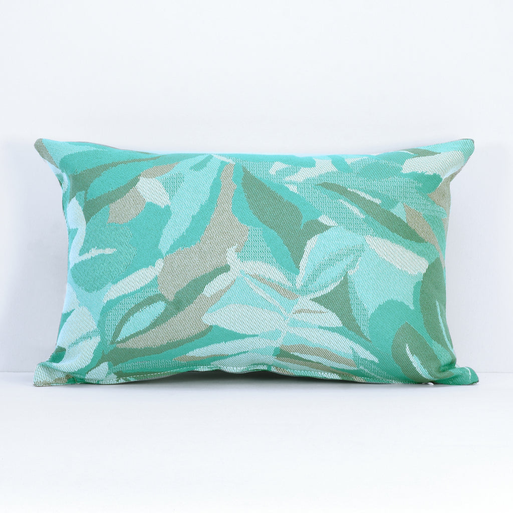 "Pacifica Throw Pillow in Dewey - 12"" x 18"""
