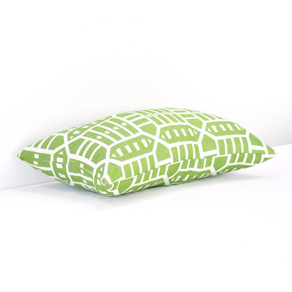 "Pacifica Throw Pillow in Roland - 12"" x 18"""