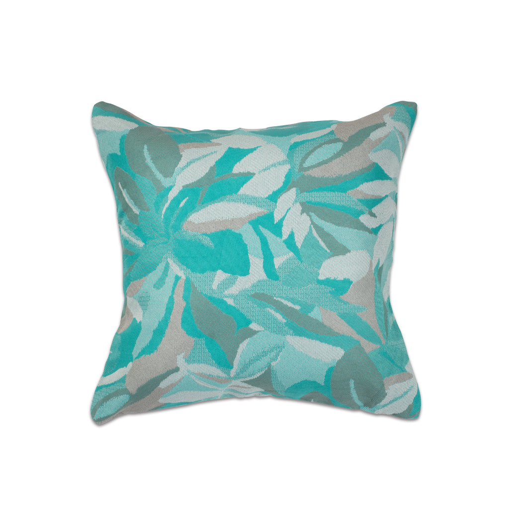 "Pacifica Throw Pillow in Dewey - 18"" x 18"""