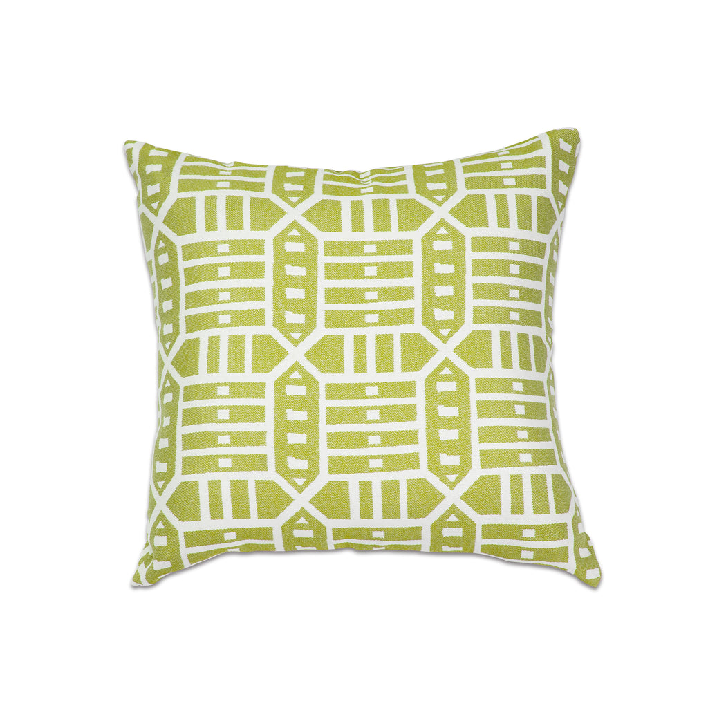 "Pacifica Throw Pillow in Roland - 18"" x 18"""