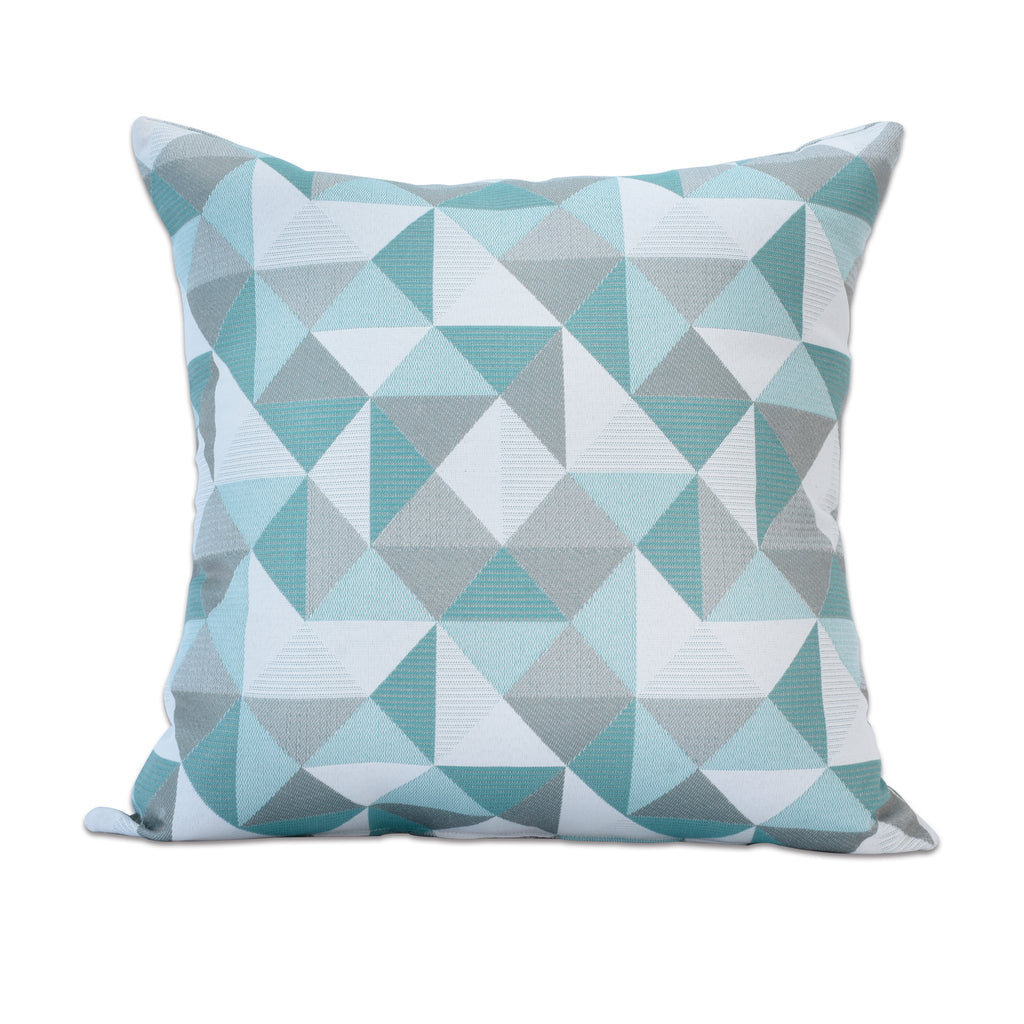 "Pacifica Throw Pillow in Ruskin - 24"" x 24"""