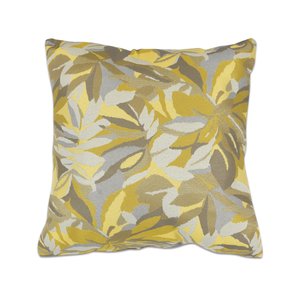 "Pacifica Throw Pillow in Dewey - 24"" x 24"""