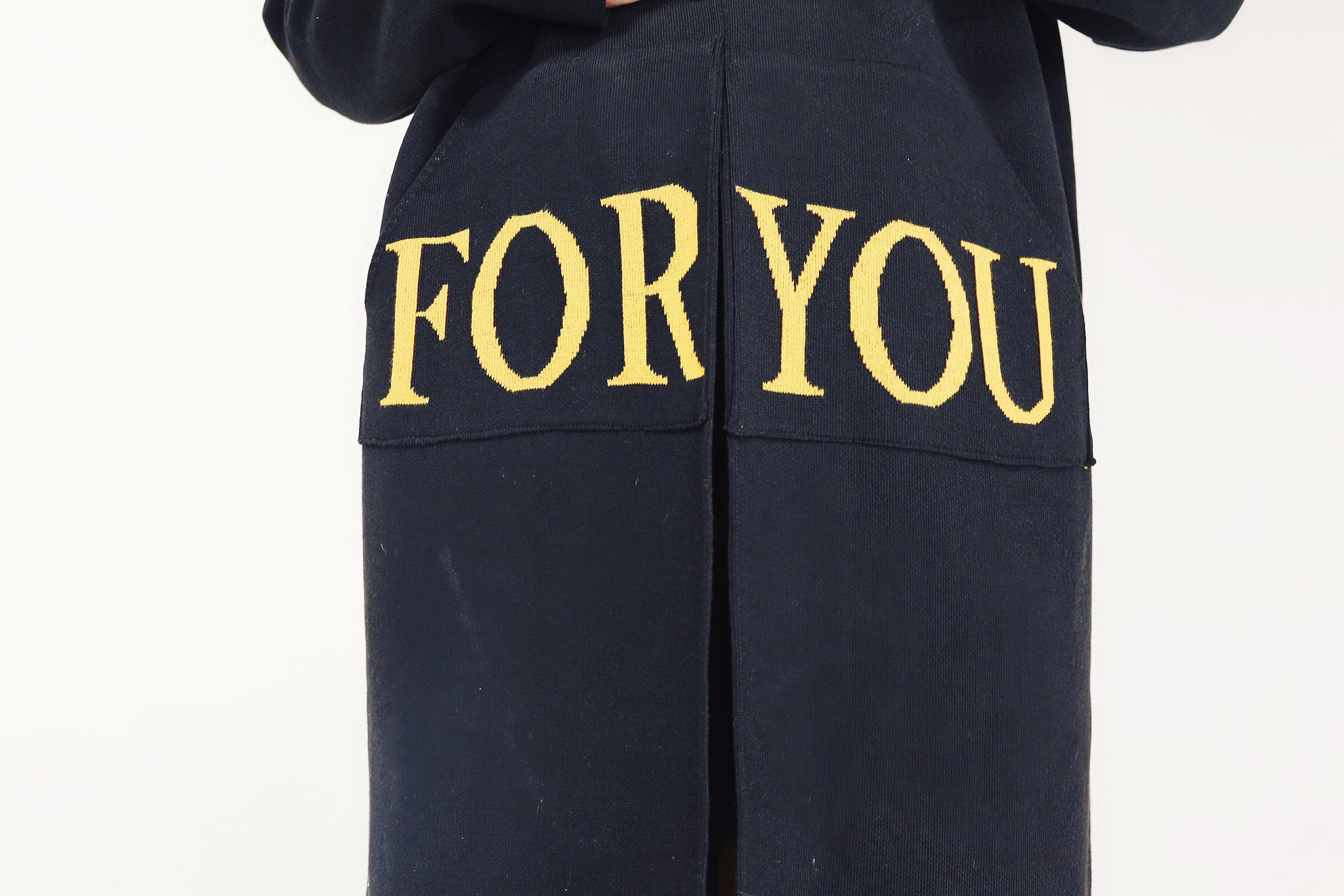 """FOR YOU"" CARDIGAN"