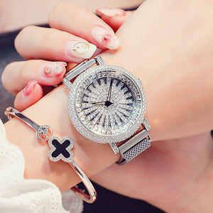 LEONIDAS Gypsophila Waterproof Quartz Women Watch