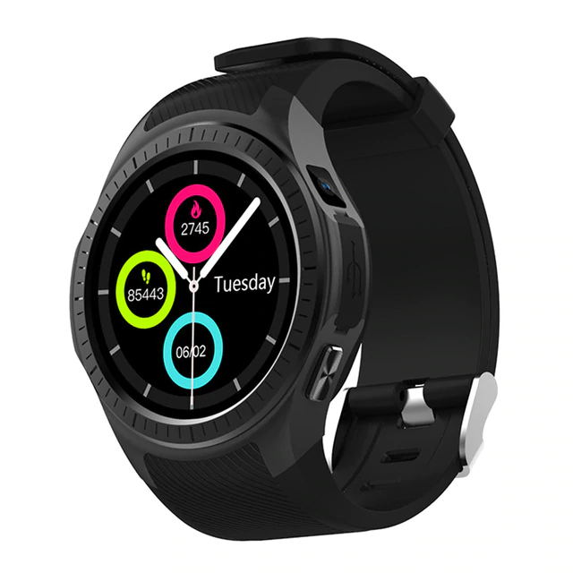 Smart Watch IPS Bluetooth GPS Heart Rate Measurement Pedometer Sleep Monitor