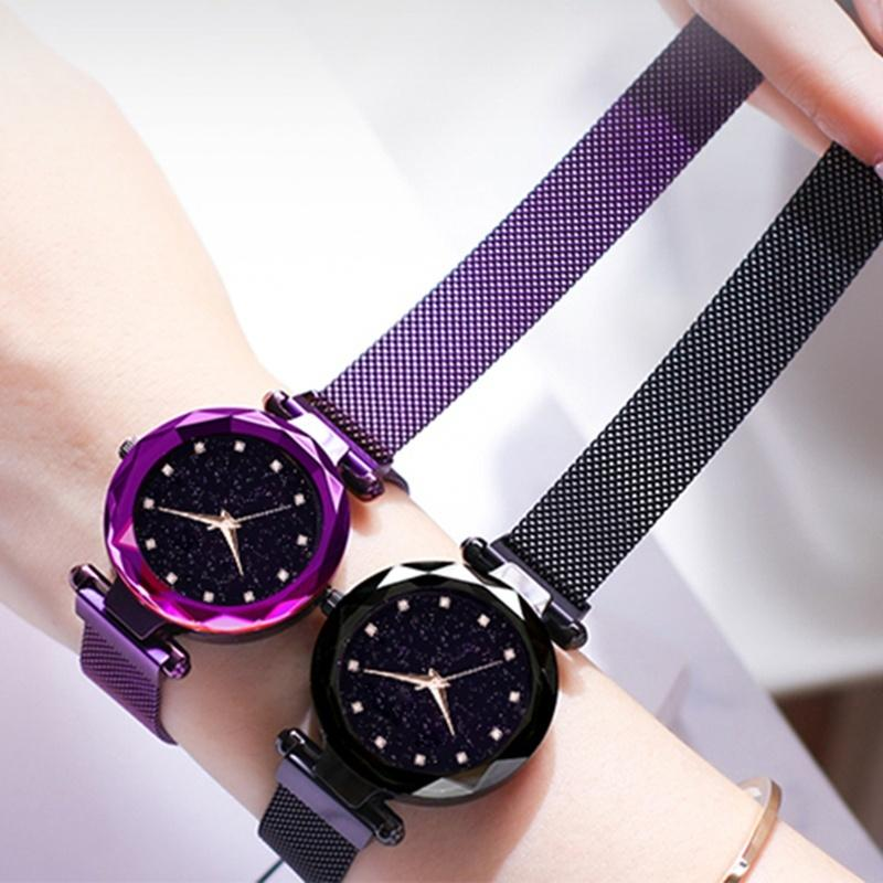 Six Colors Starry Sky Watch Perfect Gift Idea!
