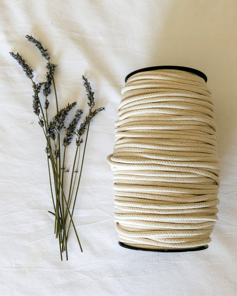 Macramé Cotton Rustic Rope | 8 mm