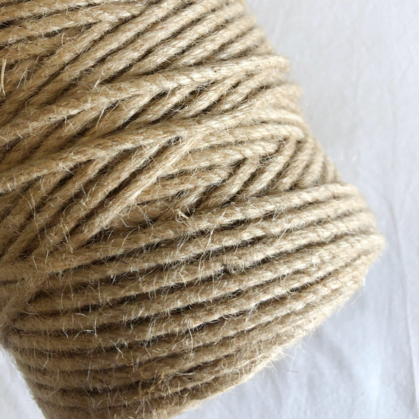 Macramé Cotton Hemp Rope | 6 mm