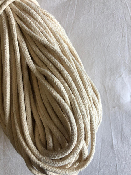 Macramé Cotton Shine Rope | 8mm