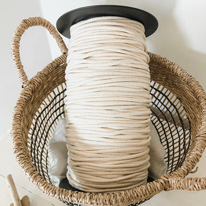 Macramé Cotton Rustic Rope