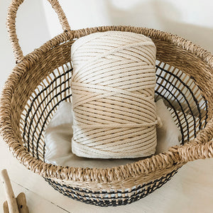 Macramé Cotton Shine Rope