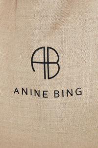 Anine Bing Saffron Bag Brown