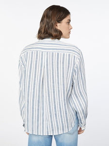 Frame Long sleeve safari shirt