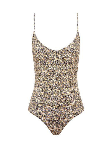 Matteau Scoop Maillot Berry ( Liberty Print)