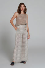 Load image into Gallery viewer, Stellar Pant Turbante Stripe