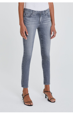 AG Jeans - Legging Ankle - Mid Rise Skinny Ankle Jean in Shadow Lane