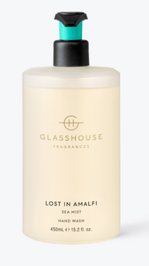Lost in Amalfi glasshouse handwash