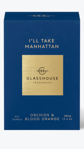I'll take Manhattan glasshouse candle