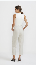 Load image into Gallery viewer, Staple the label high waisted trouser