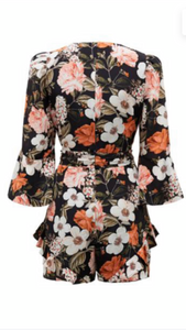 Thurley Rendezvous Playsuit