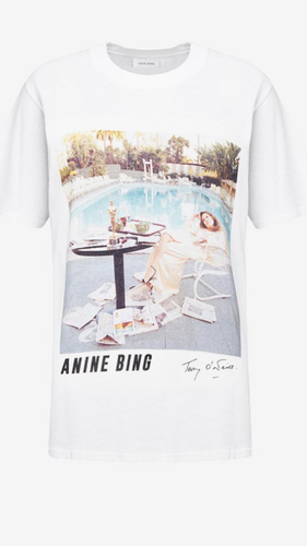 Anine Bing limited edition tee