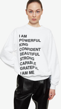 Load image into Gallery viewer, Anine Bing - Empowerment sweatshirt