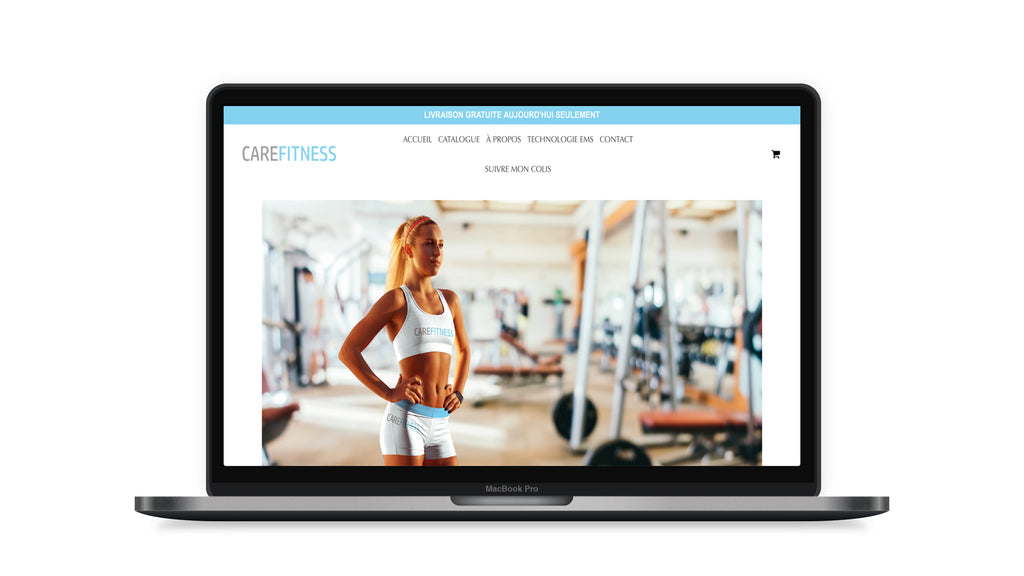 CareFitness, nouvelle technologie EMS