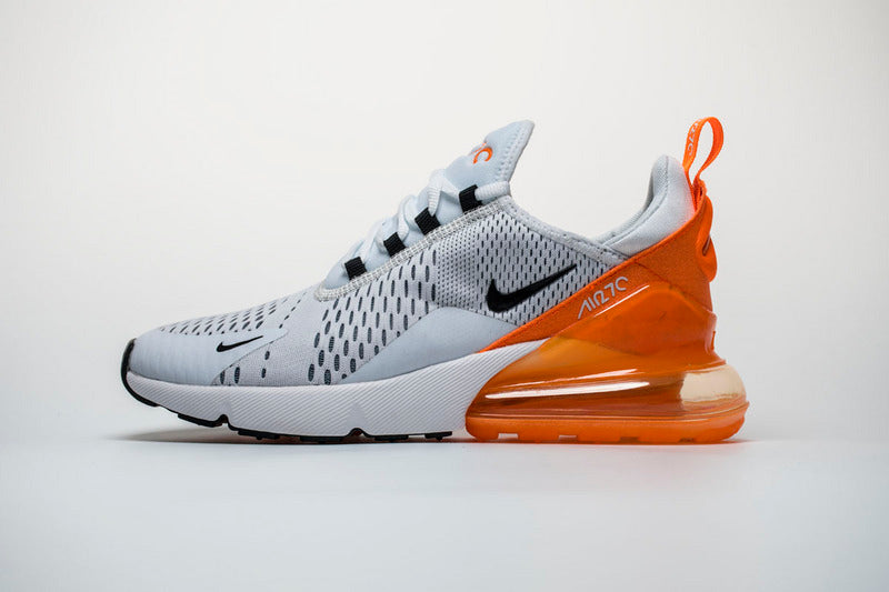 nike air max 270 orange femme