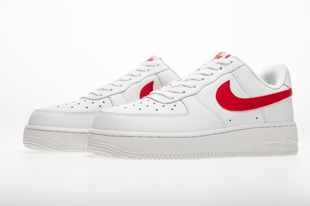 nike air force 1 rouge
