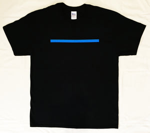 T-SHIRTS, (Cotton) WITH POLICE JOLLY ROGER DESIGN